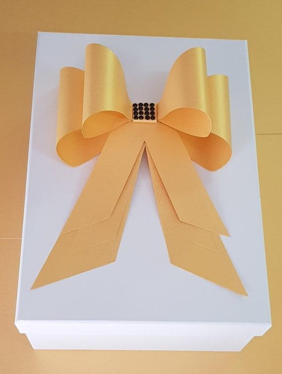 Sale paper bow template 4 digital download pdf file diy etsy image 0 maxwellsz