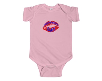 Infant 4Th Fourth Of July Independence Day Bodysuit