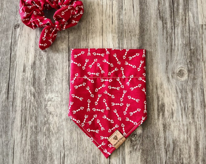 Featured listing image: Red Arrow Matchy Match Set