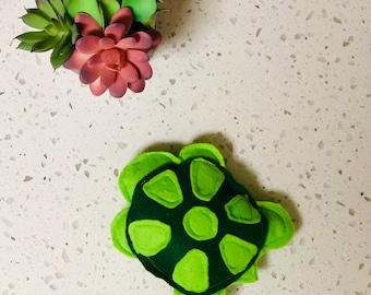 Turtle Felt Cat Toy