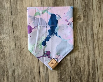 Paint Splatter Bandana