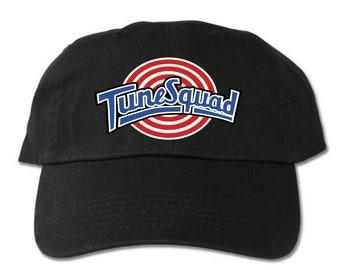 Tune Squad Black Dad Hat
