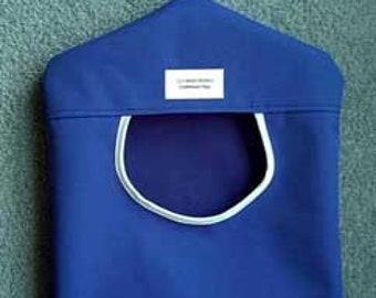 Alabama Theme Clothesping Bag with Sweet Home Alabama displayed on the bag