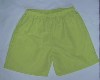 Electric Lime Shorts by StatelyFlagClothes are just the best!
