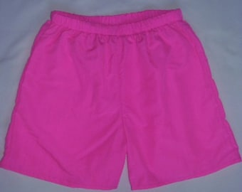 Pink Walking Shorts by StatelyFlagClothes are just the best for all you gals and even guys