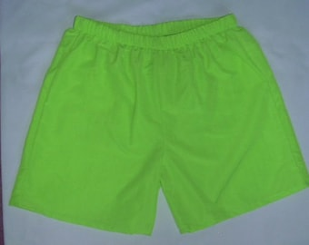Green walking shorts by StatelyFlagClothes are just the best for most of our figures