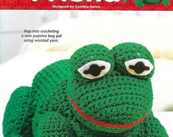 Frog Friend, Annie's Attic 892312