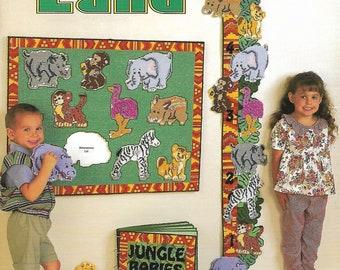 Adventures in Jungle Land, Annie's Attic 878807