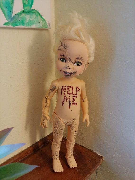 Trypophobia Doll Tippy Etsy