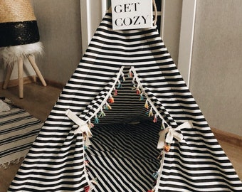 Wigwam for dogs and cats