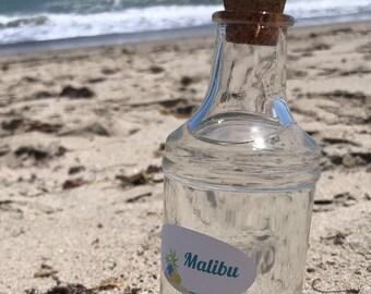 Malibu Beach Water