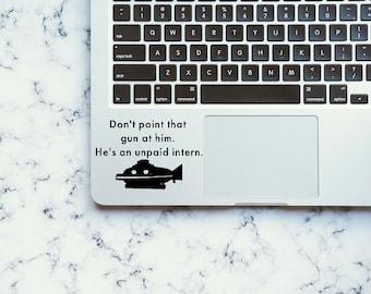 Hands Up Dont Shoot Vinyl Vinyl Decal Wall Laptop Bumper Sticker 5