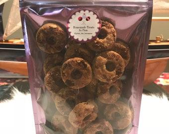 Organic Peanut Butter Donuts
