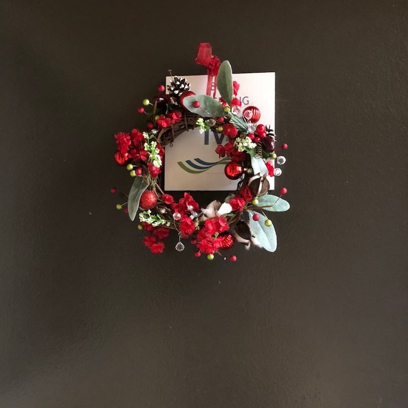 Winter Holiday Wreaths image 0
