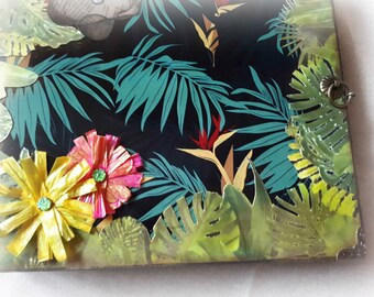 Album Photos Tropical idéal pour un joli cadeau