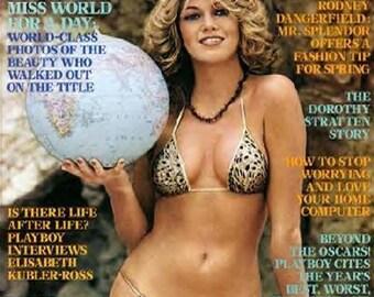 Vintage Playboy: May 1981