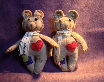 Piglet's Best Bear Mindfulness Sewing Kit