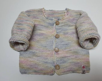 Cute girl baby jacket baby clothes birth