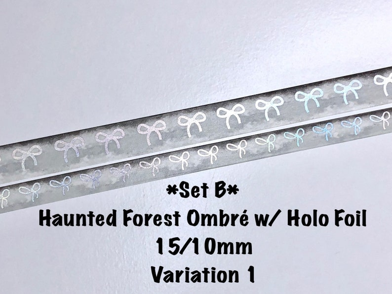Haunted Forest Simple Line 719 12-48 SampleSet Haunted Forest Stsrdust Simply Gilded Presale Haunted Forest Ombr\u00e9
