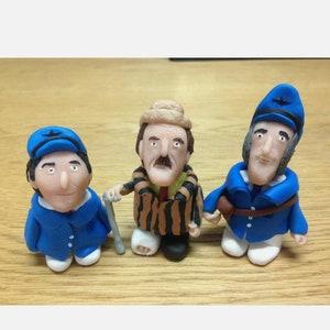 "2.5/"" Harold /& Albert Custom Figurines Figures Steptoe and Son"