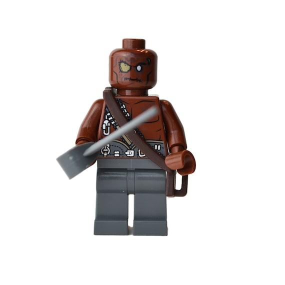Lego Minifigure Pirates Of The Carribean Gunner Zombie