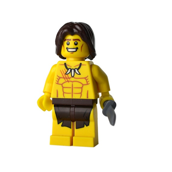 - NEW Chinese Toy Vendor Minifigure Genuine LEGO® Minifigures Man, Guy