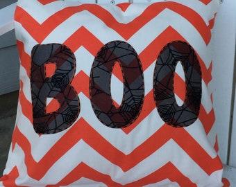 Halloween 'BOO' Pillow