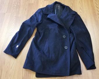 62fdd7f5f8f Genuine Mens Pea coat
