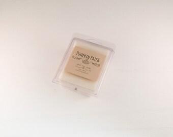 Pumpkin Patch Soy Wax Melt - Fall Scented Wax - Soy Wax Melts - Wax Melts Burner - Wax Warmer - Earth Tone Candles