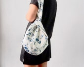 Reversible Knot Bag Pattern- 4 different sizes and style Video Tutorial