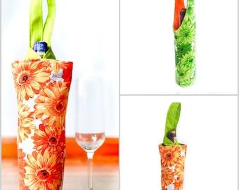 Wine Bottle Carrier Pattern/ 3 Variation