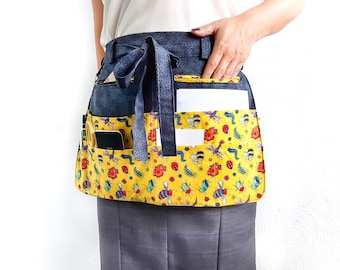 Half Apron pattern/ Craft/ Teacher Apron
