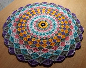 Quilling Mandala