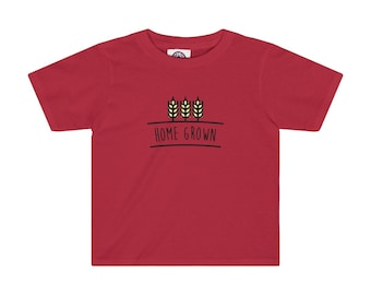 Home Grown Kids Tee
