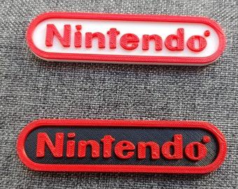Nintendo Shelf Logo