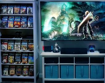 24-Pack of Modern Media Stands (Display 72 Games!)