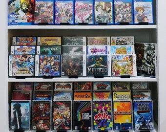 10-Pack of Modern Media Stands (Display 30 Games!)