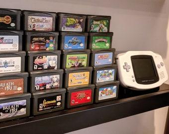 25-Pack of Handheld Game Stands (Display 125 Games!)