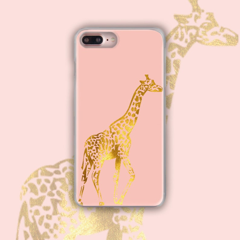 giraffe phone case iphone 8