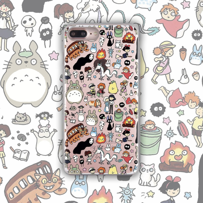 ghibli iphone 8 case