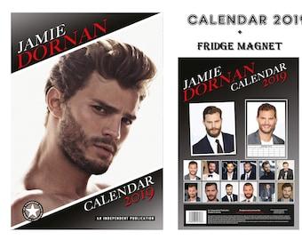 jamie dornan calendar 2018