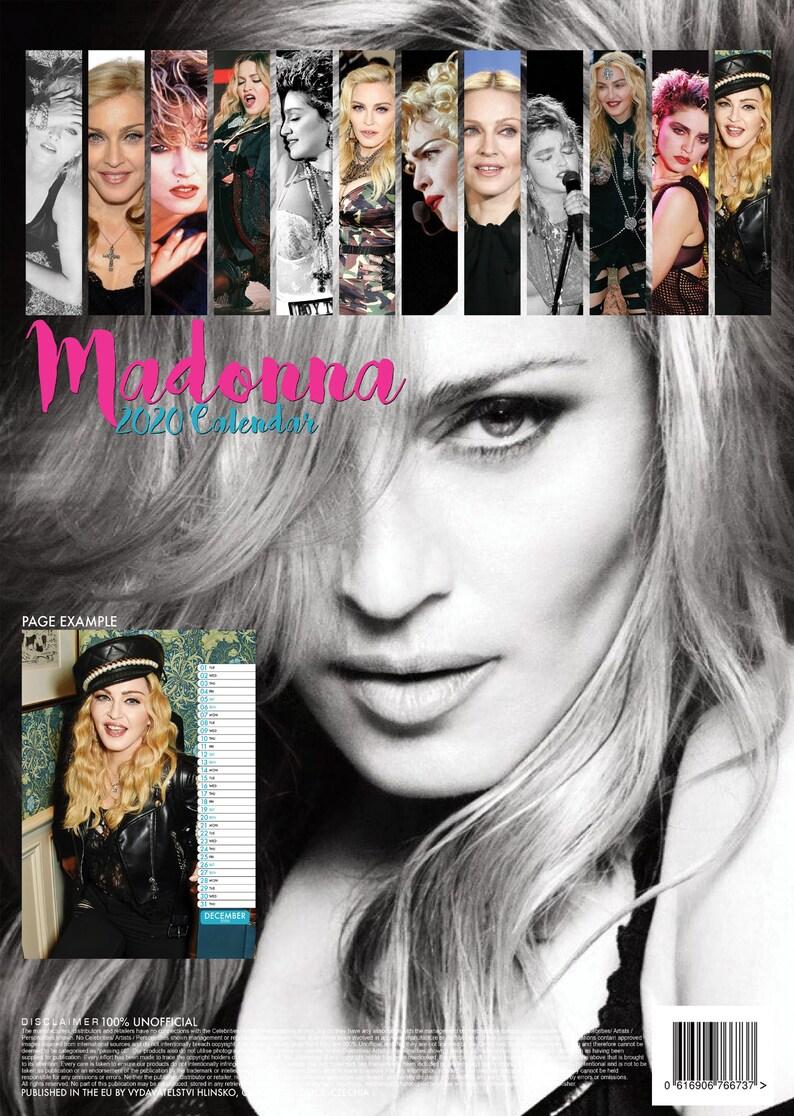 Calendario Madonna 2020.Madonna Calendario 2020 Madonna Frigo Magnete