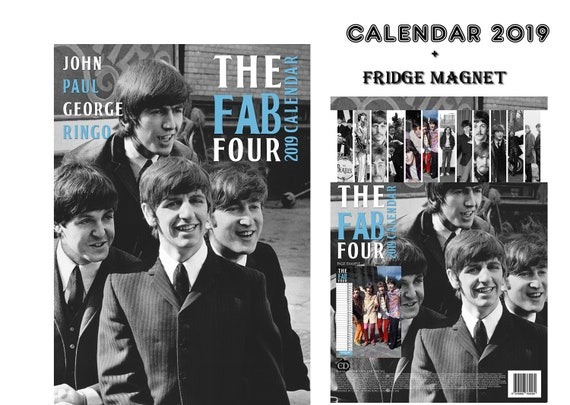 Kühlschrank Kalender : Die beatles kalender die beatles kühlschrank magnet etsy
