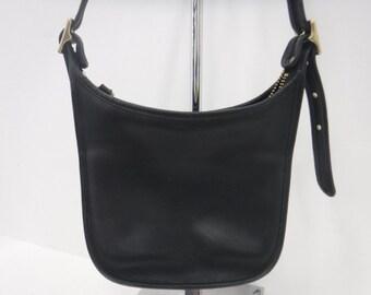 vintage Coach purse black