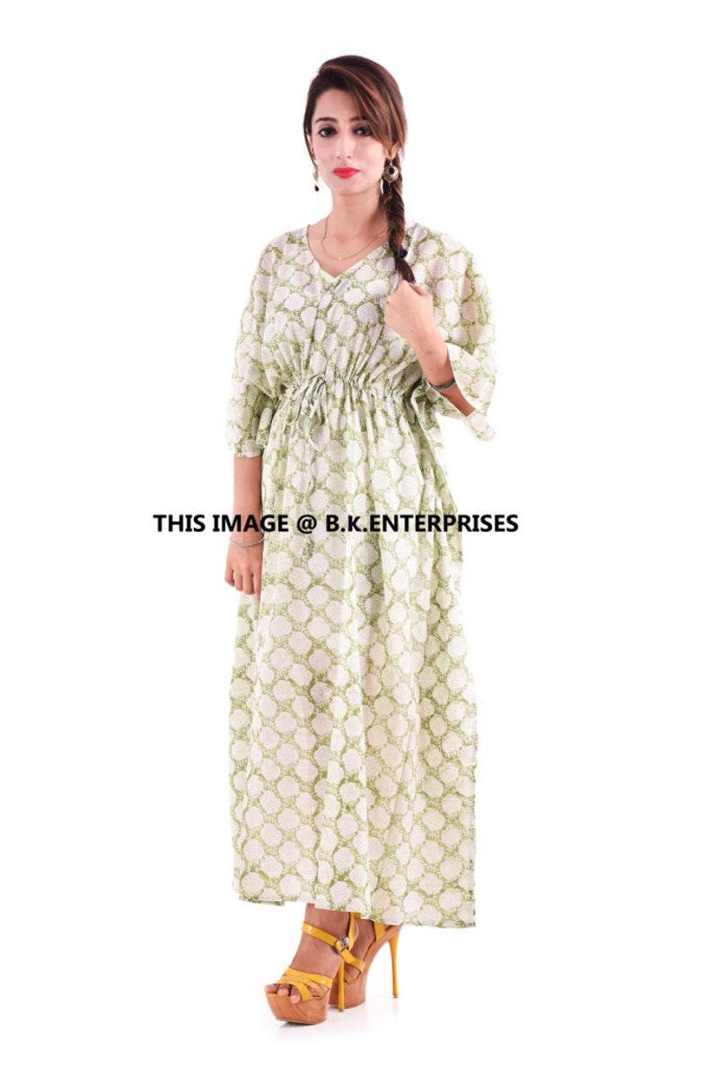 231c98aa183 Women s maxi dress loose linen cotton kaftan oversize