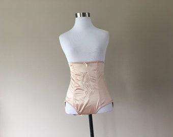 a955c7865 Vintage Panty Girdle Shapewear Shaper Shaping Brief