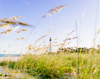 Photo Art Print - Lighthouse