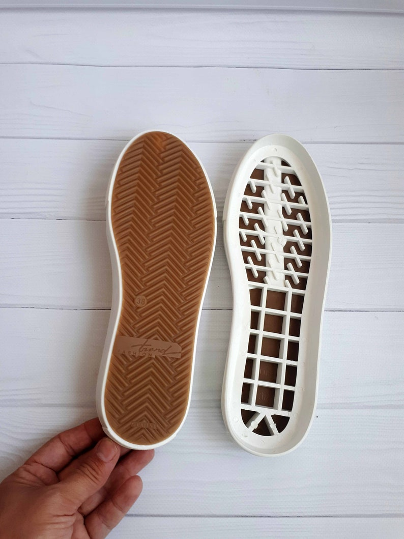 7b8a5fde9a0d White shoe soles for felted boots Womens soles for crochet