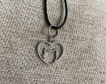 Paw necklace, paws, cat mom, cat lovers, paws, paw print, animals, cat lovers, rescue mom gift, rescue mom, rescue mom gift