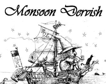 Kris Larsen : Monsoon Dervish